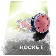 Rocket тиха голова поршня алюміній, фото 3