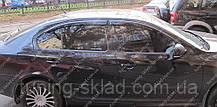 Вітровики вікон Шкода Октавія А4 Тур (дефлектори бокових вікон Skoda Octavia A4 Tour)