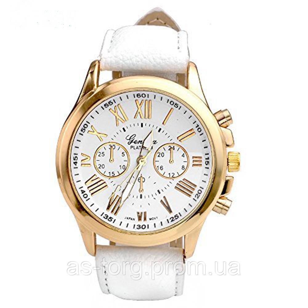Часы наручные женские, часы женские золото с белым ремешком  продажа ... 24738341f29