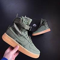 Чоловічі Кросівки Nike Special Field Air Force 1 Хакі