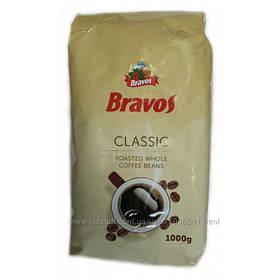 Зерновой кофе Bravos Classic 1кг