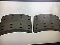Накладки барабанных тормозных колодок Daf F95