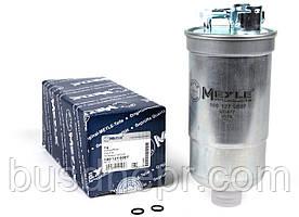 Фильтр топливный VW LT 2.5-2.8TDI, 96-06 пр-во MEYLE 100 127 0007