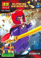 """Конструктор Bela Super Heroes аналог (LEGO Super Heroes) """"MAGNETO"""""""