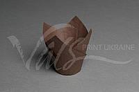 "Бумажная форма для кексов ""Тюльпан"" , 160"