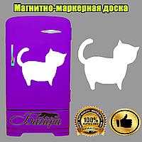 Магнитно-маркерная доска   Котик