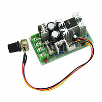 Регулятор напряжения постоянного тока 60В, 20А диммер, фото 1