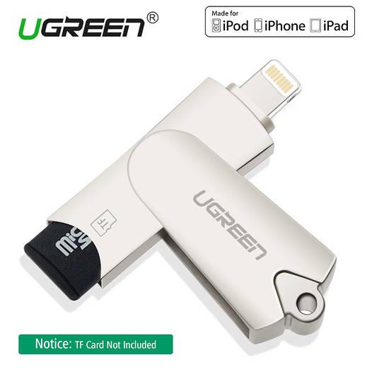 Ugreen Card Reader для iPhone/iPod/iPad