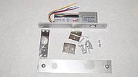 Врезной электроригельный замок для систем контроля доступа AX072