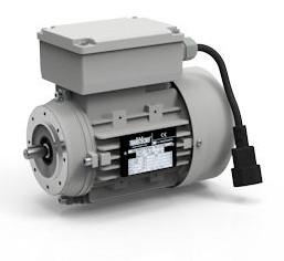 Электродвигатель 0,09 кВт 1300 об/мин 220В фланец B14
