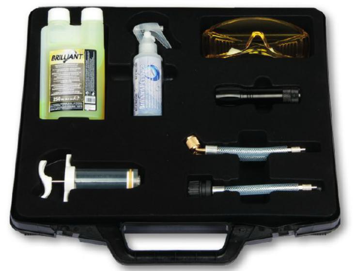 Набор для поиска утечек Errecom Leak Finder Kit RK1312