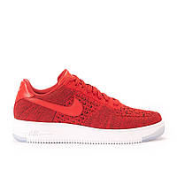 Кроссовки Nike Air Force 1 Ultra Flyknit Low Red