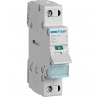 Выключатель нагрузки 1 полюс 25А 230W SBN125 Hager