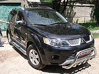 Кенгурятник для Mitsubishi Outlander 2008