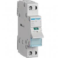 Выключатель нагрузки 1 полюс 32А 230W SBN132 Hager