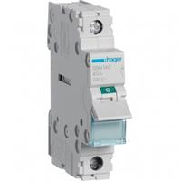 Выключатель нагрузки 1 полюс 40А 230W SBN140 Hager
