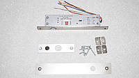 Врезной электроригельный замок для систем контроля доступа AX076B