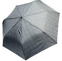 Мужской зонт полуавтомат DOPPLER коллекция Derby 7202167P-1 серый