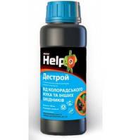 Инсектицид системно-контактный Дестрой (100мл*33 ведра) - против плодожорки, тли, колорадского жука