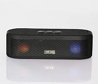 Портативная Bluetooth колонка HF-X5 со светомузыкой