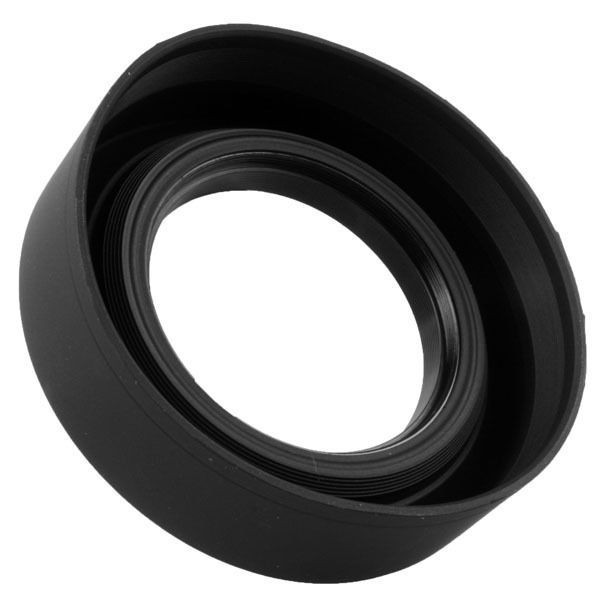 Резиновая бленда (трехпозиционная) с резьбовым соединением 55мм