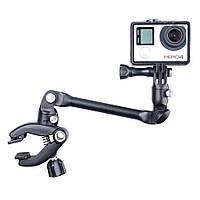 Шарнирный держатель для экшн камеры GoPro
