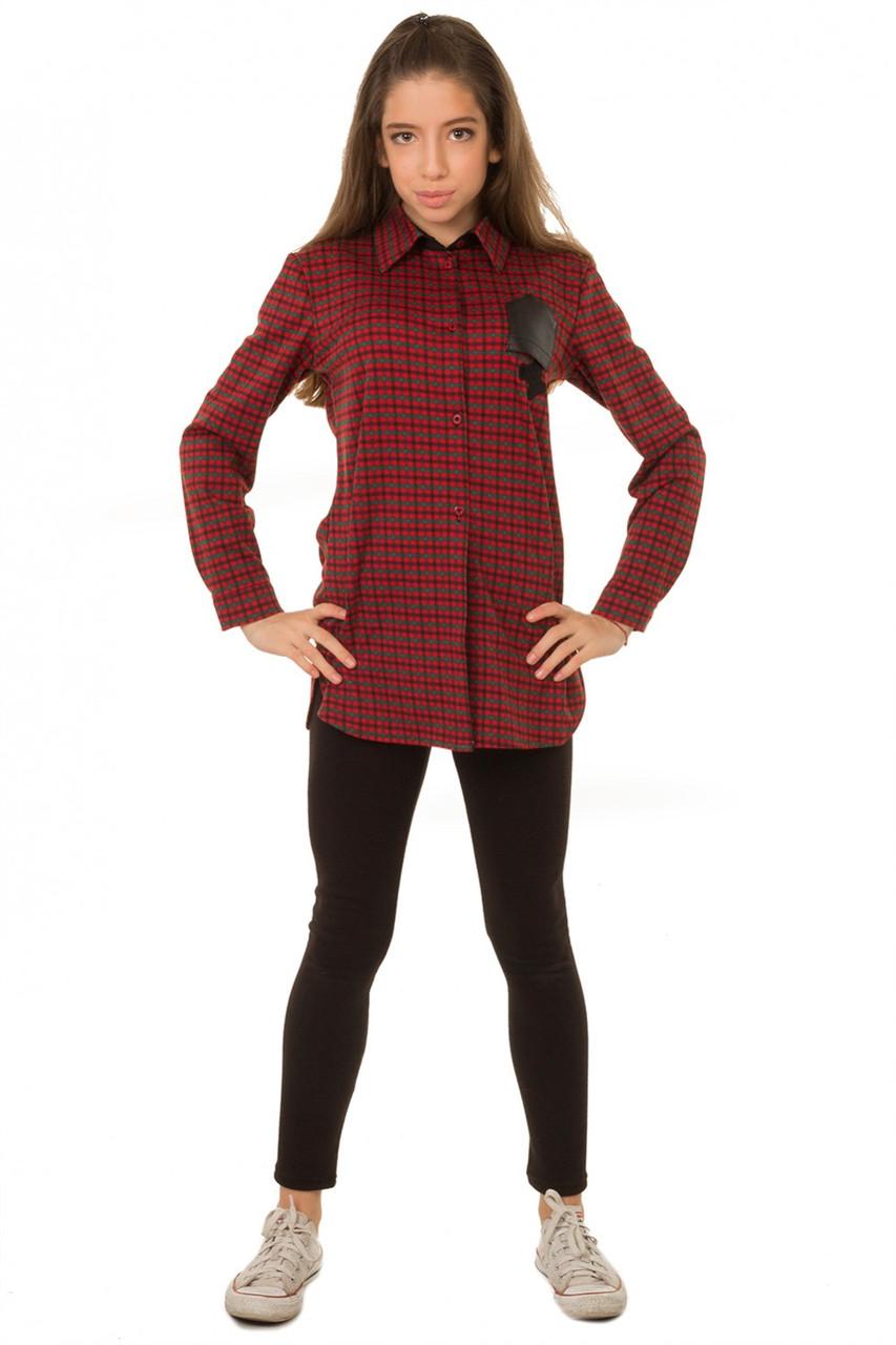 Блузки для девочки подростка купить