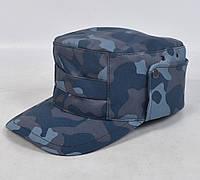 Камуфляжная мужская кепка , демосезонная