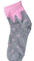 Детские носки на девочку елки