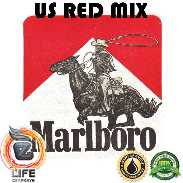 Ароматизатор Inawera US RED MIX (Красное Мальборо)