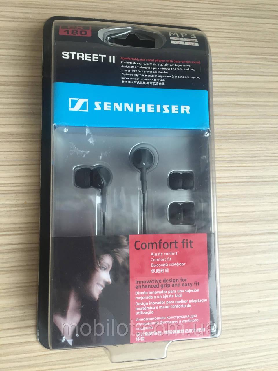 Наушники Sennheiser CX 180 Street II (AR-1347)