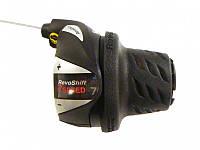 Манетка Shimano Tourney SL-RS36 Revoshift права 7 скорости (SIS) черный