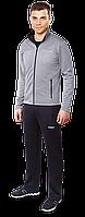 Спортивный костюм мужской Турция, серый спортивный костюм