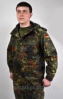 Оригинальная камуфлированная куртка и парка Bundeswehr (бундесвер)