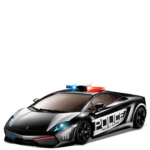 Радиоуправляемый автомобиль Lamborghini - LP560-4 Gallardo Police