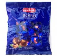Конфеты шоколадные Dolciando Nocciola с кремом и фундуком, 180 г (Италия)