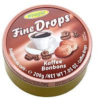 Леденцы Woogie Fine Drops со вкусом кофе, 200 г (Австрия)