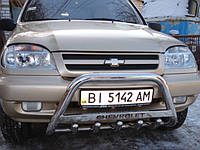 Кенгурятник для Niva Chevrolet 2006