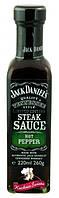 Соус Jack Daniels Steak Hot Pepper, 260 г (Северная Ирландия)