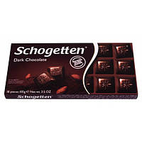 Шоколад черный Schogetten Dark Chocolate, 100 г (Германия)