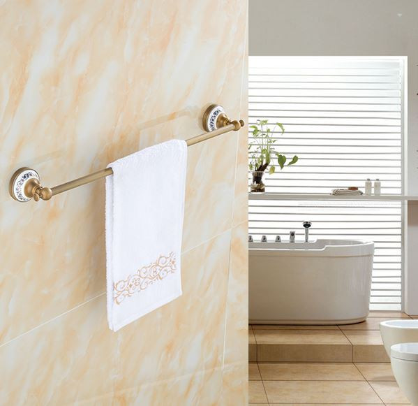 Держатели полотенец для ванной комнаты стены ванной комнаты мозаика