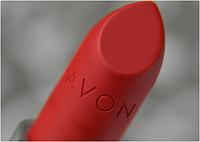 Губная помада «Матовый идеал» Red Supreme / Красный Avon (Эйвон,Ейвон)