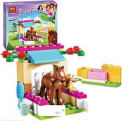 """Конструктор Bela """"Жеребёнок"""" 43 детали 10533 (аналог LEGO Friends 41089)"""
