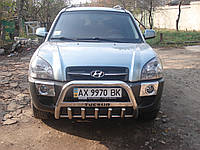 Кенгурятник для Hyundai Tucson 2006