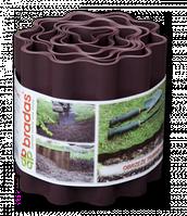 Бордюр садовый, волнистый, 15 см