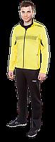 Спортивный костюм мужской желтый с черным, яркие спортивные костюмы интернет-магазин