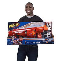 Бластер Нерф Мега серии Nerf N-Strike Mega Series RotoFury Blaster B0719, фото 1