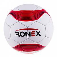 Мяч футбольный Grippy Ronex-Joma1 красный