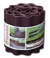 Бордюр садовый волнистый, 20 см