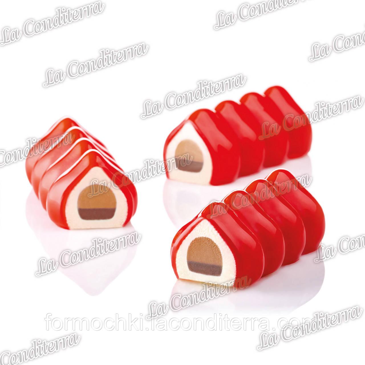 Силіконова форма для десертів Pavoni PX4310